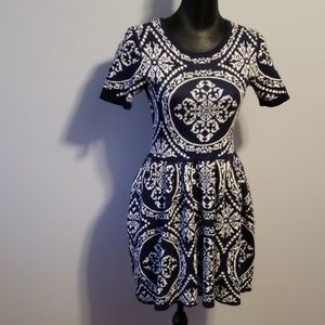 Romeo and Juliet Couture Knitted dress size  small